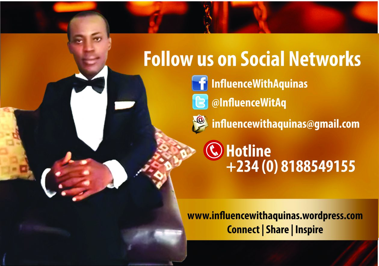 influencewithaquinas